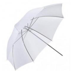 Зонт NiceFoto Белый на просвет 50 см