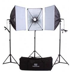 Постоянный свет комплект FST ET-463 KIT