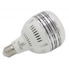 Лампа светодиодная LED LFV-Q60WS 105 диодов ( встроенный вентилятор охлаждения ) с дистанционным пультом вкл. и выкл. лампы