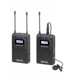 Boya BY-WM8 PRO-K1 Двухканальная беспроводная микрофонная система УКВ