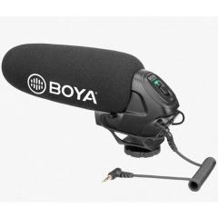 "BOYA BY-BM3030 суперкардиоидный конденсаторный микрофон ""ПУШКА"