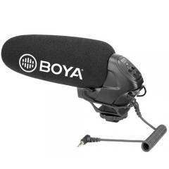 "BOYA BY-BM3031 суперкардиоидный конденсаторный микрофон ""ПУШКА"""