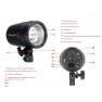 Jinbei D250 KIT 2 комплект импульсного освещения