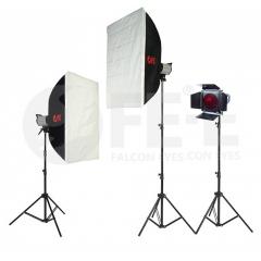 Комплект студийного оборудования Falcon Eyes Studio LED 375-kit