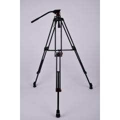 Видеоштатив FST TH603A алюминиевый с видеоголовкой (комплект)