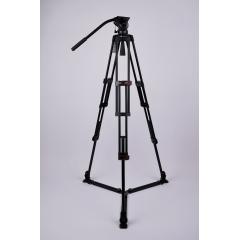 Видеоштатив FST TH609A алюминиевый с видеоголовкой (комплект)