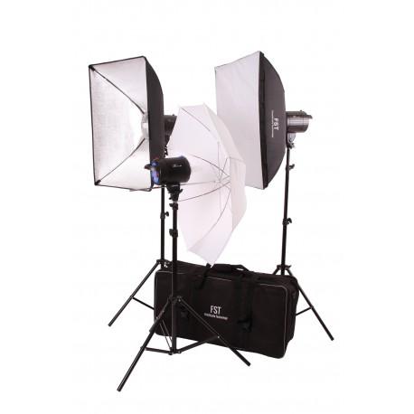 Импульсный свет комплект FST F-300 Novel Kit