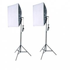 Постоянный свет комплект FST ET-LED462 KIT с сумкой 8020