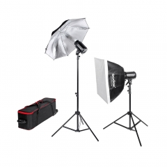 Комплект студийного оборудования Godox E120-F