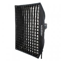 Софтбокс Godox SBQ-9090 BW жаропрочный с сотовой насадкой