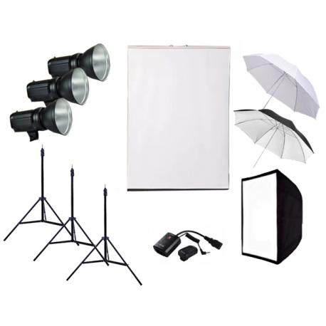 Комплект студийного оборудования Venzard 3X -200 KIT
