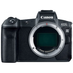 Беззеркальный фотоаппарат Canon EOS R Body с адаптером EF-EOS R