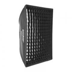 Софтбокс-зонт Godox SB-UFW9090 быстроскладной с сотами
