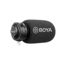 Boya BY-DM200 Цифровой мини-микрофон для устройств Apple