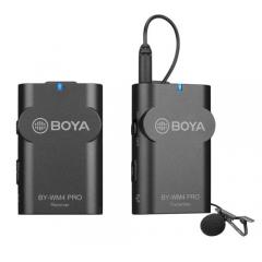 Boya BY-WM4 PRO Двухканальная беспроводная радиосистема