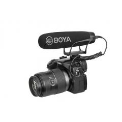 Boya BY-BM2021 Кардиоидный видеомикрофон «ПУШКА»