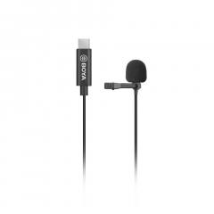 Boya BY-M3 Петличный микрофон с разъёмом USB Type-C