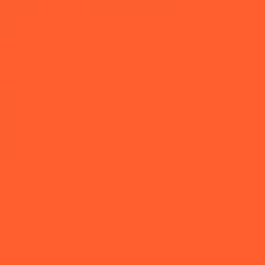 Фон бумажный FST 2,72х11 ORANGE 1023 апельсиновый