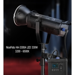 Осветитель NiceFoto HA-3300A LED 330W 3200 - 6500K