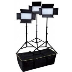 Комплект постоянного света NiceFoto KT-LED311