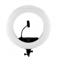 Cветодиодный кольцевой осветитель FST RL-48RC (3000-6500K)