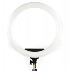Постоянный свет FST RL-48RGB светодиодный кольцевой осветитель