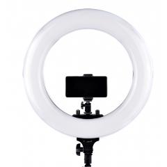 Осветитель FST RL-48BL светодиодный кольцевой, 48 Вт, 3200-5600К