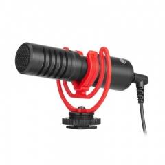 Микрофон Boya BY-MM1+ для смартфонов, планшетов, DSLR