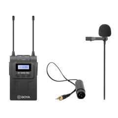 RX8 Pro Двухканальный беспроводной поясной приемник для устройств BOYA TX8 Pro, BY-WHM8 Pro и BY-WXLR8 Pro