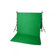 Фон тканевый B-119 (300х700см) зелёный PhotoShop