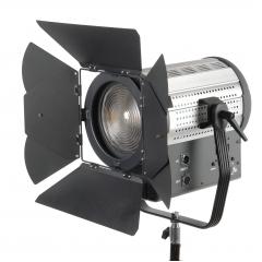 Осветитель студийный GreenBean Fresnel 500 LED X3 DMX