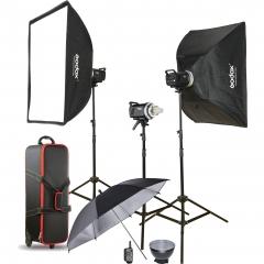 Комплект студийного оборудования Godox MS300-D