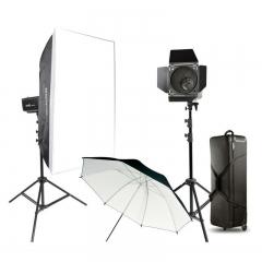 Комплект студийного оборудования Godox QT600II-C
