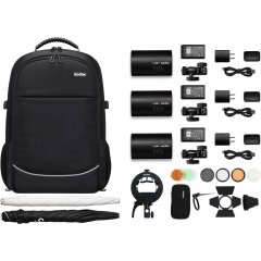 Комплект студийного оборудования Godox AD100Pro Three KIT
