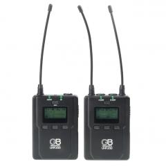 Петличная радиосистема GreenBean RadioSystem UHF200 беспроводная