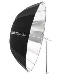 Зонт параболический Godox UB-130S серебро/черный
