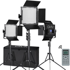 Комплект постоянного света GVM 3672S