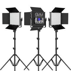 Комплект постоянного света GVM 3-50RS LED