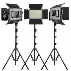 Комплект постоянного света GVM 1000D-3L