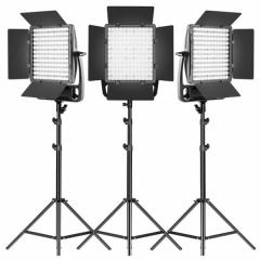 Комплект постоянного света GVM-LT100S LED