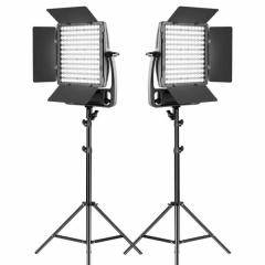 Комплект постоянного света GVM-2LT100S LED