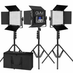Комплект постоянного света GVM-3896S Bi-Color LED