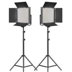 Комплект постоянного света GVM LED-1200 Bi-color LED