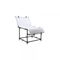 Стол для фотосъёмки РT-1020 П (100x200см) крепление пластиковое