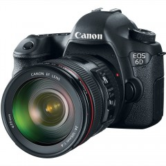 Canon EOS 6D Kit EF 24-105 L IS USM (WG) Wi-Fi, GPS