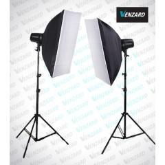 Venzard G300 комплект импульсного света