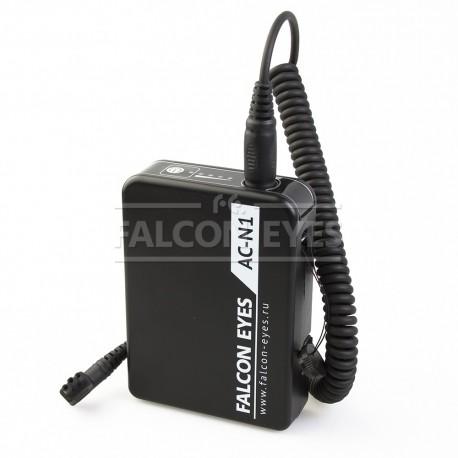 Блок питания Falcon Eyes AC-N1 для вспышек Nikon Speedlight