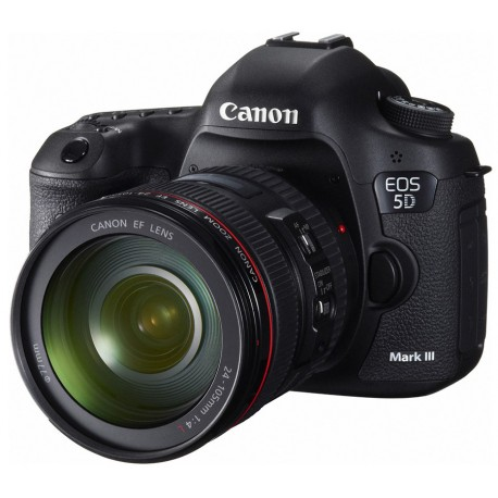 Canon EOS 5D Mark III Kit EF 24-105mm f/4L IS USM