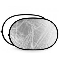 Отражатель 2 в 1 FST RD-021WS 60х90 белый/серебро