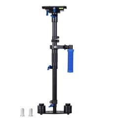 Стедикам S-80 с ножками для камер весом от 1 до 3 кг.